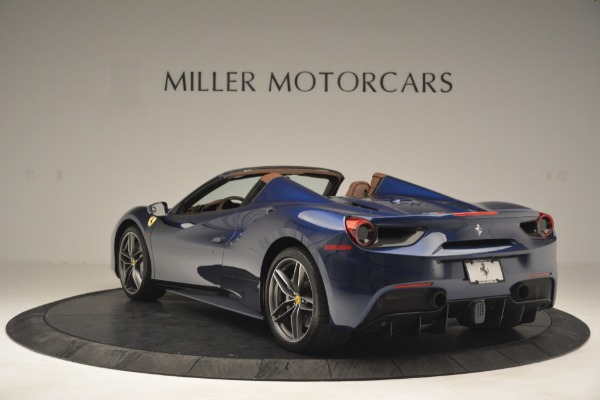 Used 2018 Ferrari 488 Spider for sale $289,900 at Pagani of Greenwich in Greenwich CT 06830 5