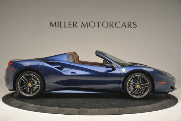 Used 2018 Ferrari 488 Spider for sale $289,900 at Pagani of Greenwich in Greenwich CT 06830 9