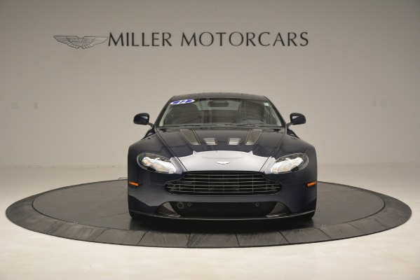 Used 2012 Aston Martin V12 Vantage for sale Sold at Pagani of Greenwich in Greenwich CT 06830 12