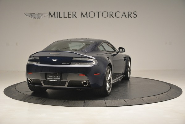 Used 2012 Aston Martin V12 Vantage for sale Sold at Pagani of Greenwich in Greenwich CT 06830 7