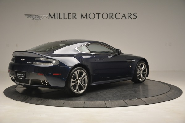 Used 2012 Aston Martin V12 Vantage for sale Sold at Pagani of Greenwich in Greenwich CT 06830 8