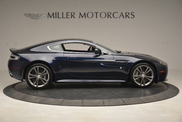 Used 2012 Aston Martin V12 Vantage for sale Sold at Pagani of Greenwich in Greenwich CT 06830 9