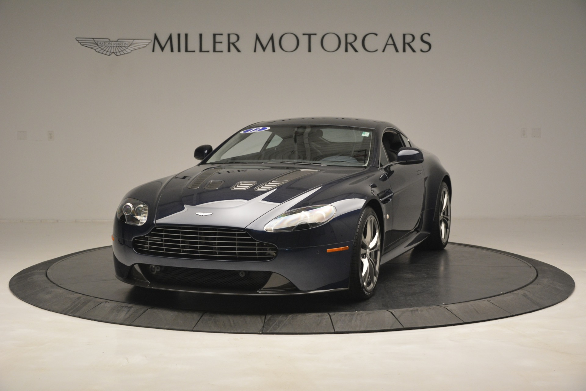 Used 2012 Aston Martin V12 Vantage for sale Sold at Pagani of Greenwich in Greenwich CT 06830 1