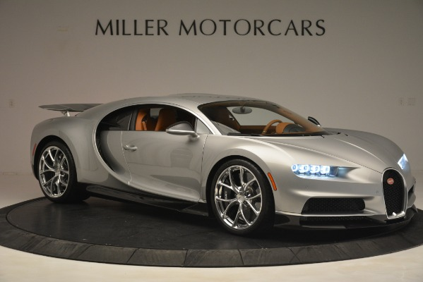 Used 2019 Bugatti Chiron for sale $3,100,000 at Pagani of Greenwich in Greenwich CT 06830 11