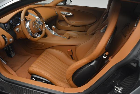 Used 2019 Bugatti Chiron for sale $3,100,000 at Pagani of Greenwich in Greenwich CT 06830 17