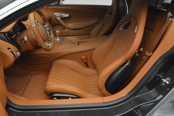Used 2019 Bugatti Chiron for sale $3,100,000 at Pagani of Greenwich in Greenwich CT 06830 18