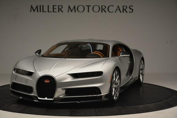 Used 2019 Bugatti Chiron for sale $3,100,000 at Pagani of Greenwich in Greenwich CT 06830 2