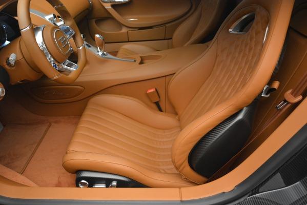 Used 2019 Bugatti Chiron for sale $3,100,000 at Pagani of Greenwich in Greenwich CT 06830 21