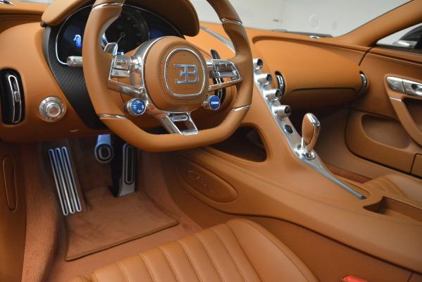 Used 2019 Bugatti Chiron for sale $3,100,000 at Pagani of Greenwich in Greenwich CT 06830 22