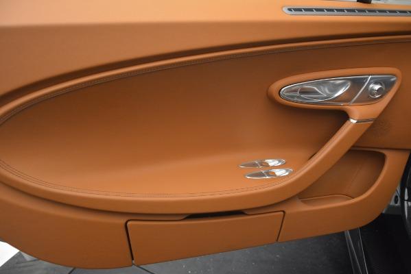 Used 2019 Bugatti Chiron for sale $3,100,000 at Pagani of Greenwich in Greenwich CT 06830 23