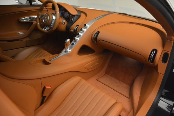 Used 2019 Bugatti Chiron for sale $3,100,000 at Pagani of Greenwich in Greenwich CT 06830 24