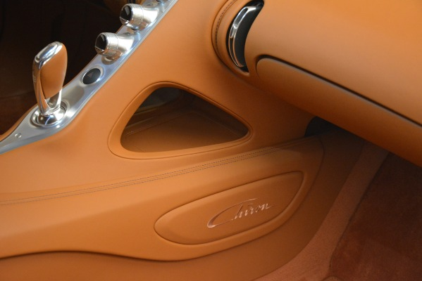 Used 2019 Bugatti Chiron for sale $3,100,000 at Pagani of Greenwich in Greenwich CT 06830 27