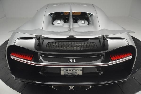 Used 2019 Bugatti Chiron for sale $3,100,000 at Pagani of Greenwich in Greenwich CT 06830 28