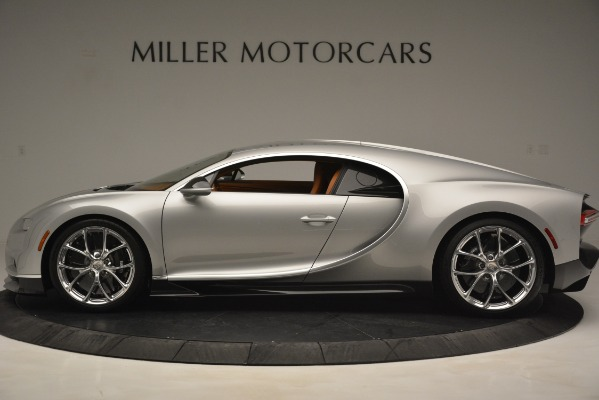 Used 2019 Bugatti Chiron for sale Sold at Pagani of Greenwich in Greenwich CT 06830 3