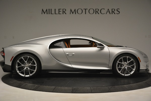 Used 2019 Bugatti Chiron for sale Sold at Pagani of Greenwich in Greenwich CT 06830 9