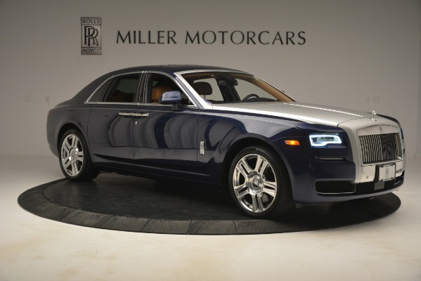 Used 2016 Rolls-Royce Ghost for sale Sold at Pagani of Greenwich in Greenwich CT 06830 14