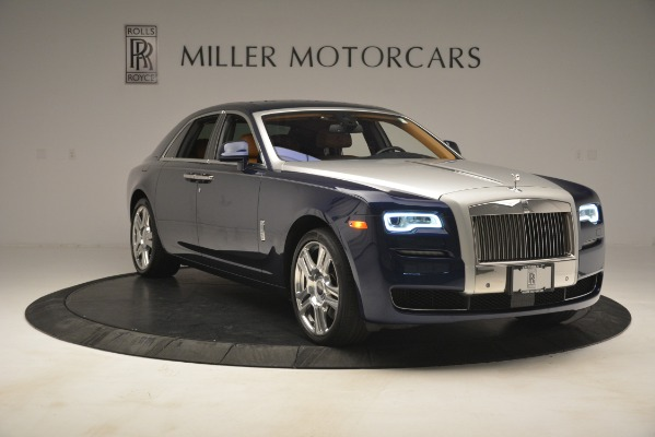 Used 2016 Rolls-Royce Ghost for sale Sold at Pagani of Greenwich in Greenwich CT 06830 15