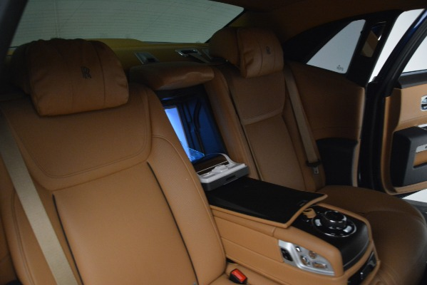 Used 2016 Rolls-Royce Ghost for sale Sold at Pagani of Greenwich in Greenwich CT 06830 25
