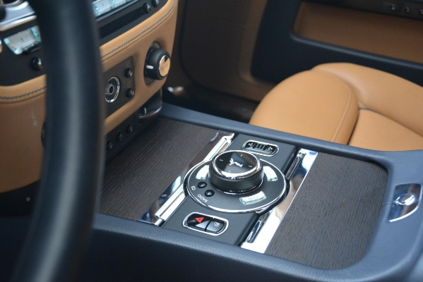Used 2016 Rolls-Royce Ghost for sale Sold at Pagani of Greenwich in Greenwich CT 06830 27