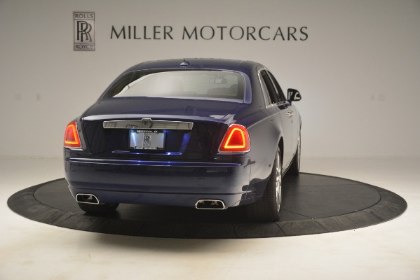 Used 2016 Rolls-Royce Ghost for sale Sold at Pagani of Greenwich in Greenwich CT 06830 9