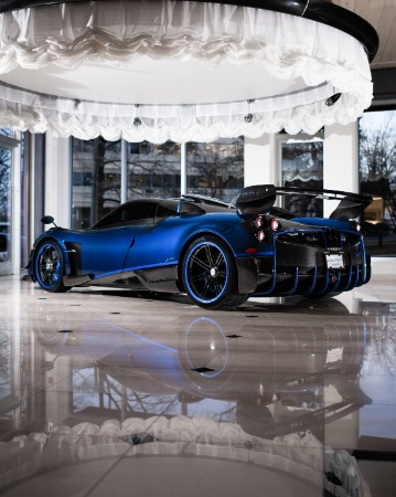 Used 2017 Pagani Huayra BC Macchina Volante for sale Call for price at Pagani of Greenwich in Greenwich CT 06830 3