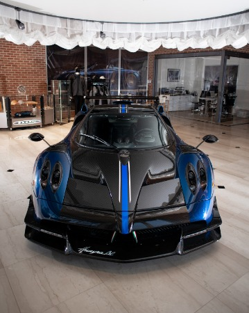 Used 2017 Pagani Huayra BC Macchina Volante for sale Call for price at Pagani of Greenwich in Greenwich CT 06830 6
