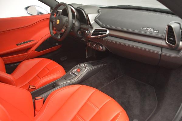 Used 2015 Ferrari 458 Italia for sale Call for price at Pagani of Greenwich in Greenwich CT 06830 17
