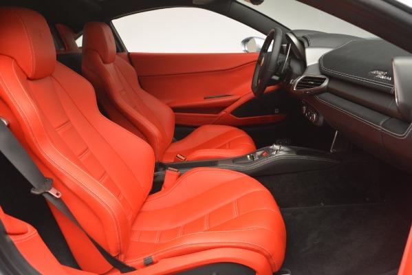 Used 2015 Ferrari 458 Italia for sale Call for price at Pagani of Greenwich in Greenwich CT 06830 18