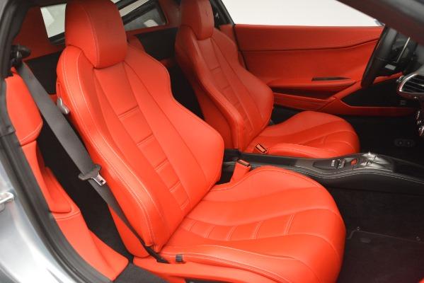 Used 2015 Ferrari 458 Italia for sale Call for price at Pagani of Greenwich in Greenwich CT 06830 19