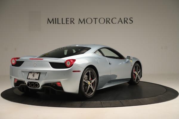 Used 2015 Ferrari 458 Italia for sale Call for price at Pagani of Greenwich in Greenwich CT 06830 7