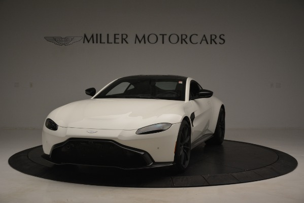 New 2019 Aston Martin Vantage V8 for sale Sold at Pagani of Greenwich in Greenwich CT 06830 2