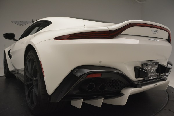 New 2019 Aston Martin Vantage V8 for sale Sold at Pagani of Greenwich in Greenwich CT 06830 21