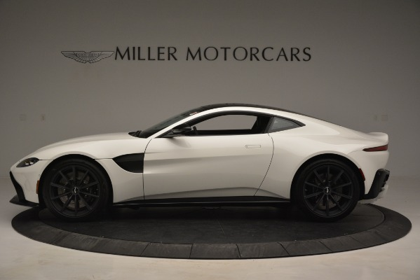 New 2019 Aston Martin Vantage V8 for sale Sold at Pagani of Greenwich in Greenwich CT 06830 3