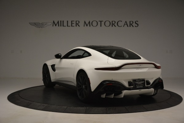 New 2019 Aston Martin Vantage V8 for sale Sold at Pagani of Greenwich in Greenwich CT 06830 5