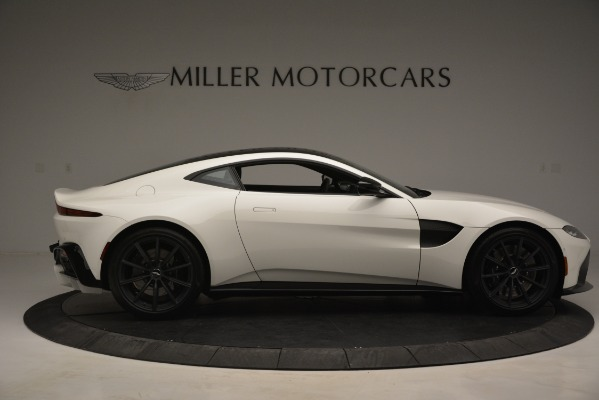 New 2019 Aston Martin Vantage V8 for sale Sold at Pagani of Greenwich in Greenwich CT 06830 9