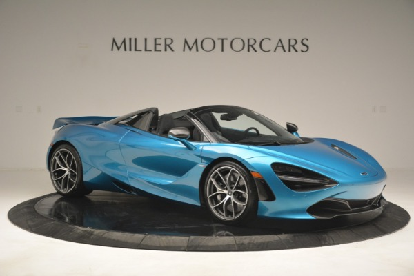 New 2019 McLaren 720S Spider for sale Sold at Pagani of Greenwich in Greenwich CT 06830 10
