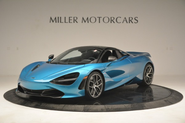 New 2019 McLaren 720S Spider for sale Sold at Pagani of Greenwich in Greenwich CT 06830 14