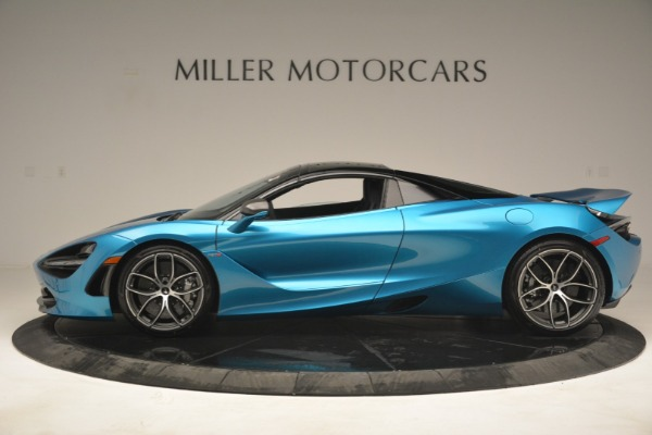 New 2019 McLaren 720S Spider for sale Sold at Pagani of Greenwich in Greenwich CT 06830 15