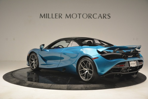 New 2019 McLaren 720S Spider for sale Sold at Pagani of Greenwich in Greenwich CT 06830 16