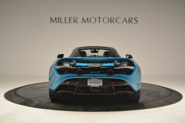 New 2019 McLaren 720S Spider for sale Sold at Pagani of Greenwich in Greenwich CT 06830 17