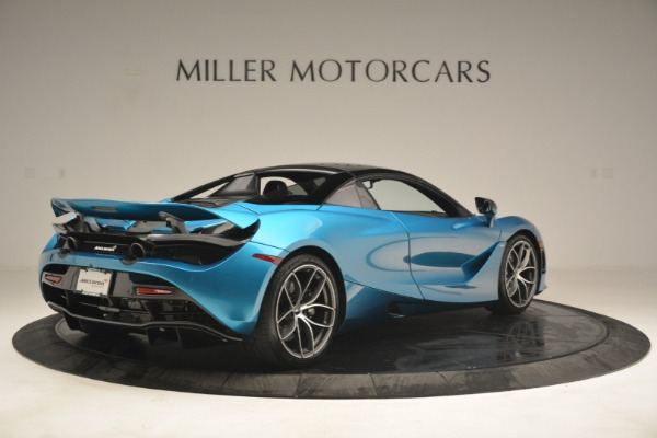 New 2019 McLaren 720S Spider for sale Sold at Pagani of Greenwich in Greenwich CT 06830 18