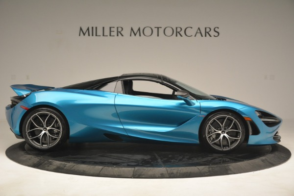 New 2019 McLaren 720S Spider for sale Sold at Pagani of Greenwich in Greenwich CT 06830 19