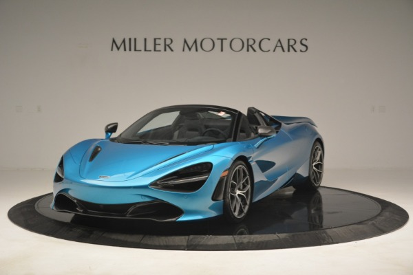 New 2019 McLaren 720S Spider for sale Sold at Pagani of Greenwich in Greenwich CT 06830 2