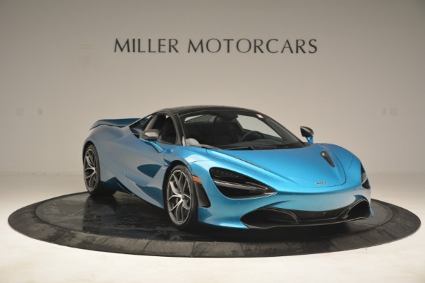 New 2019 McLaren 720S Spider for sale Sold at Pagani of Greenwich in Greenwich CT 06830 20