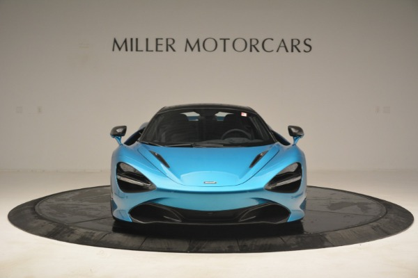 New 2019 McLaren 720S Spider for sale Sold at Pagani of Greenwich in Greenwich CT 06830 21