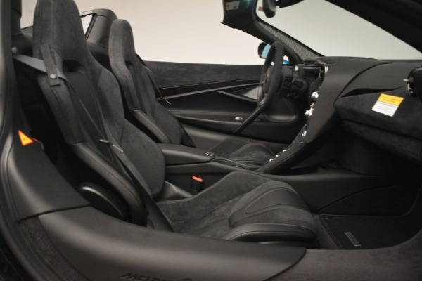 New 2019 McLaren 720S Spider for sale Sold at Pagani of Greenwich in Greenwich CT 06830 27