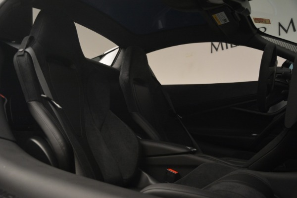 New 2019 McLaren 720S Spider for sale Sold at Pagani of Greenwich in Greenwich CT 06830 28