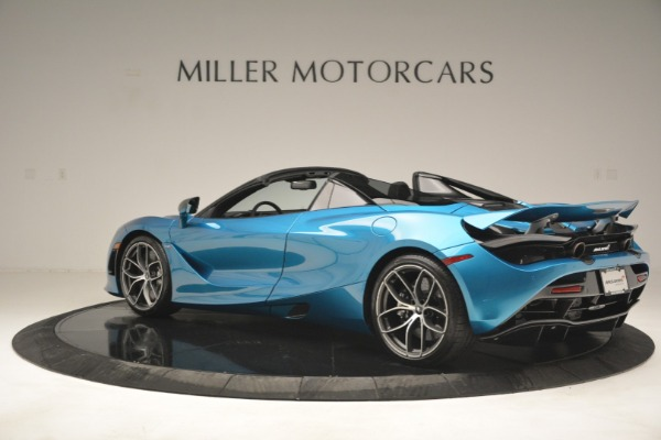 New 2019 McLaren 720S Spider for sale Sold at Pagani of Greenwich in Greenwich CT 06830 4