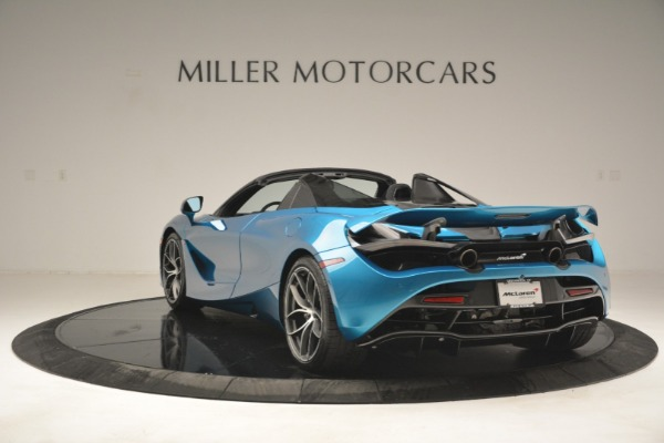 New 2019 McLaren 720S Spider for sale Sold at Pagani of Greenwich in Greenwich CT 06830 5