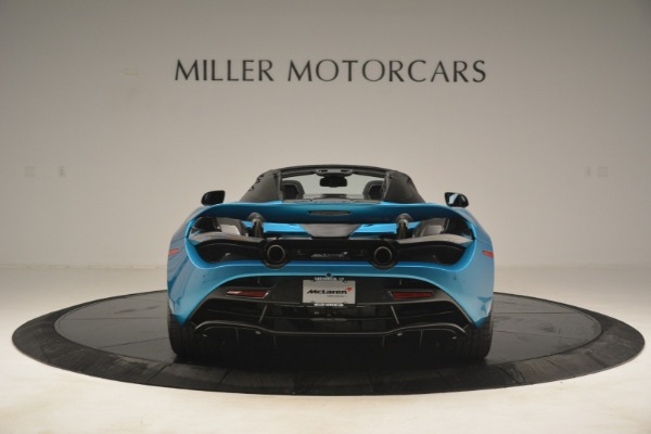 New 2019 McLaren 720S Spider for sale Sold at Pagani of Greenwich in Greenwich CT 06830 6